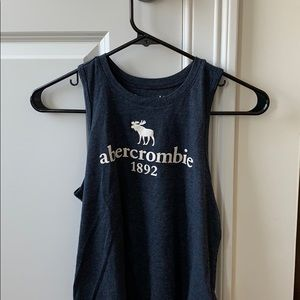 Abercrombie Logo Tank Limited Edition
